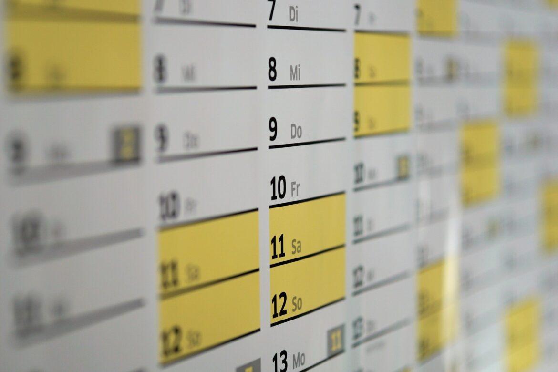 Kalendarium. Kasy fiskalne online – ostateczny termin wdrożenia